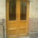 Dörrar, dörrpartier